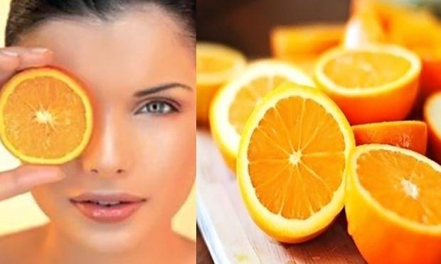 Μυστικά ομορφιάς... με πορτοκάλι!