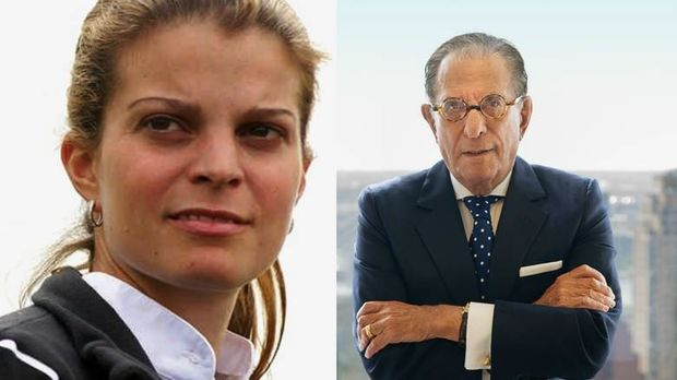 Αθηνά Ωνάση: Ποιός είναι ο άντρας που θα παλέψει μαζί της ενάντια στον Ντόντα