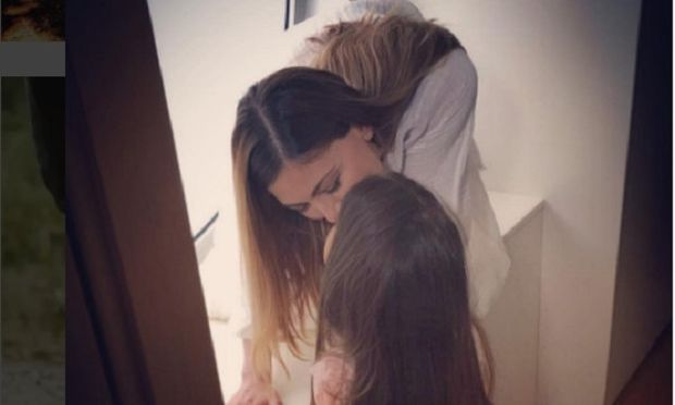 Δέσποινα Καμπούρη: Το τρυφερό μήνυμα για τα γενέθλια της κόρης της