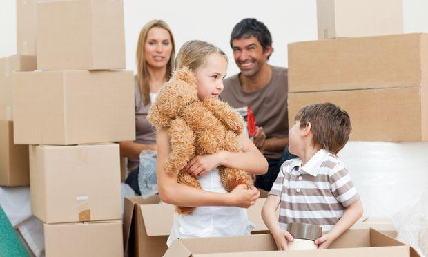 Μετακομίζετε συχνά; Δείτε τι μπορεί να πάθουν τα παιδιά σας