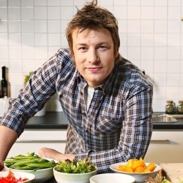 Αυτή είναι η πρώτη φωτογραφία του νεογέννητου γιου του Jamie Oliver