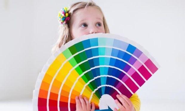 Ερμηνεύστε τις χρωματικές προτιμήσεις των παιδιών!