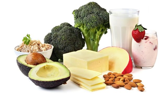 10 πηγές ασβεστίου για σας που δεν πίνετε γάλα!