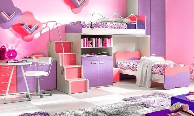Οργανώστε το παιδικό δωμάτιο με φαντασία!