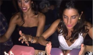 Ελληνίδα δημοσιογράφος γιόρτασε τα γενέθλια της κόρης της