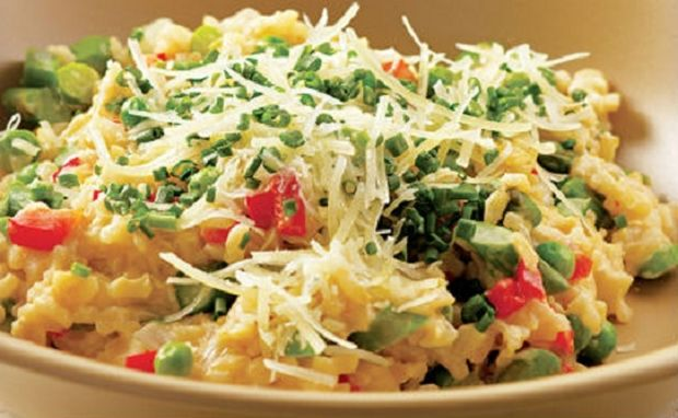 Η συνταγή (και τα μυστικά επιτυχίας) για το απόλυτο ριζότο!