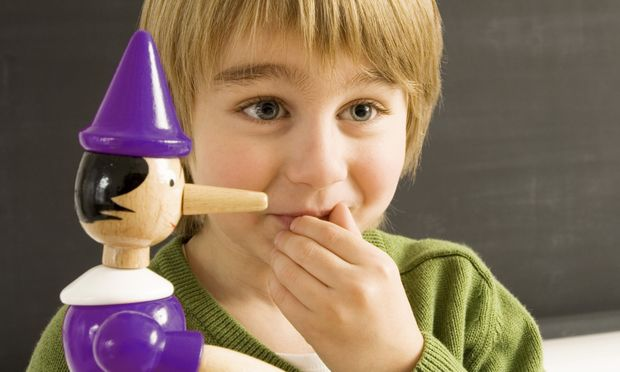 Τα παιδιά με καλή μνήμη λένε και καλά ψέματα