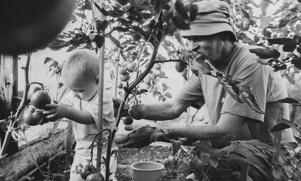 «Ο τέλειος παππούς»: Έτσι μοιάζουν τα καλοκαίρια με τον παππού (pics)