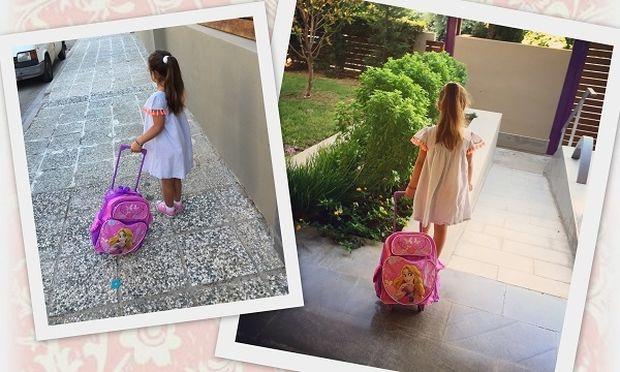 Despoina's little stories: «Ας γινόμουν για λίγο παιδί!»
