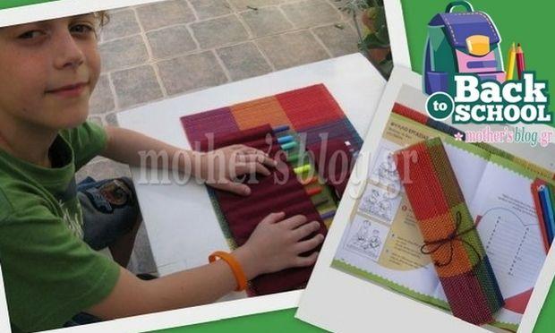 Φτιάξτε μόνες σας κασετίνες από ξύλινα σουπλά για τα παιδιά σας