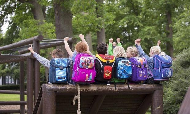 Η πρώτη μας τσάντα για την Πρώτη Δημοτικού