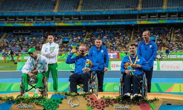 Μεγάλες διακρίσεις στο Ρίο για την πιο δυνατή ομάδα