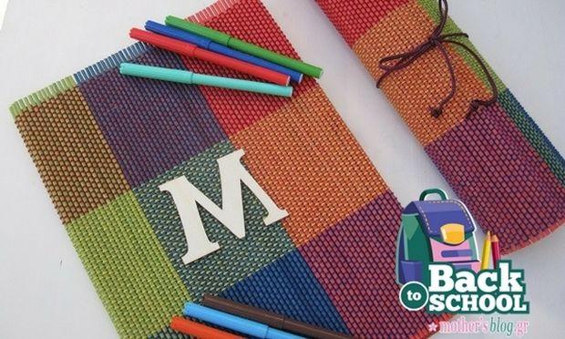 Φτιάξτε μόνες σας ντύματα για τα βιβλία των παιδιών σας από ξύλινα σουπλά