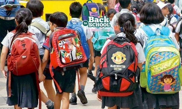 df1600558c Πώς να αποφύγετε τους τραυματισμούς και την υπερκαταπόνηση των παιδιών από  την σχολική τσάντα