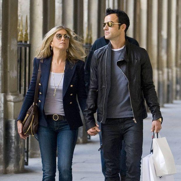 Χωρίζουν οι δρόμοι της Jennifer Aniston και του Justin Theroux