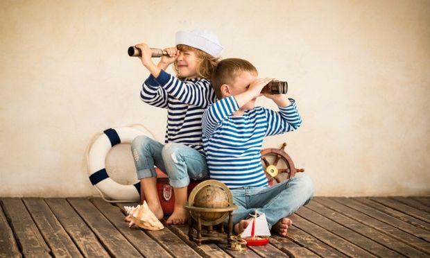 Ταξίδια αναψυχής με τα παιδιά: Πριν την εφηβεία, είναι απλώς μία σπατάλη