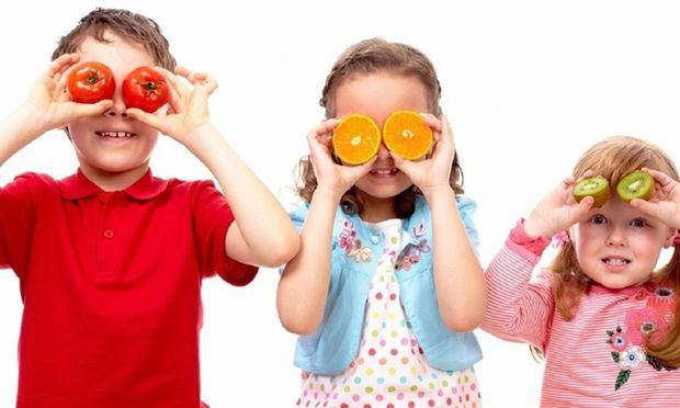 Παιδί και διατροφή: Μην ξεχνάτε αυτές τις συμβουλές