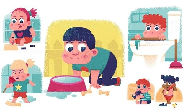 Όταν τα παιδιά βλέπουν τα πράγματα με άλλο μάτι: 8 νέες χρήσεις για καθημερινά αντικείμενα