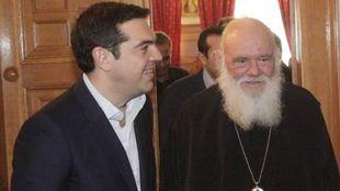 Επιστολή Ιερώνυμου στους πολιτικούς αρχηγούς για το μάθημα των Θρησκευτικών