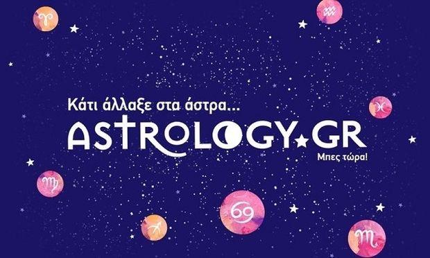 Το νέο ανανεωμένο Astrology.gr είναι στον αέρα!