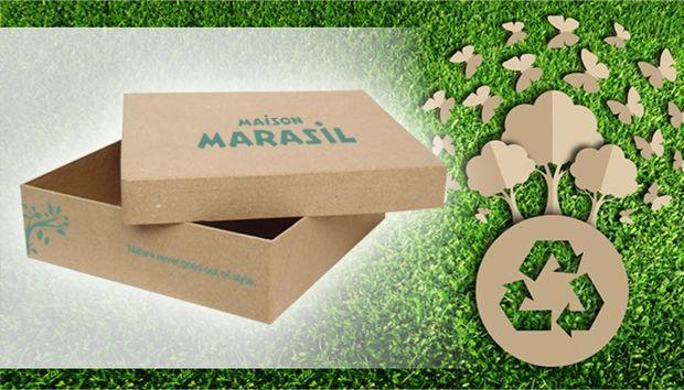 Νέα οικολογική συσκευασία Marasil