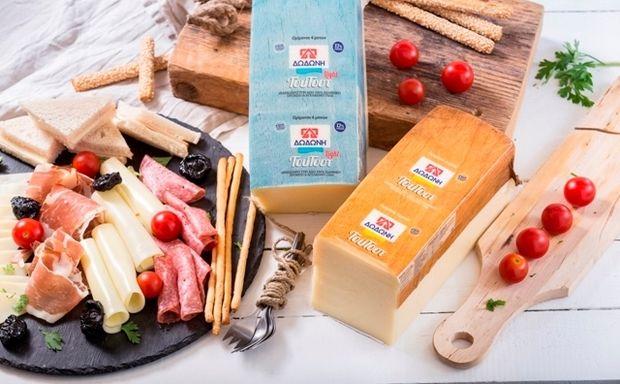 Το πιο λαχταριστό τυρί...ΤουΤοστ ήρθε από τη ΔΩΔΩΝΗ!