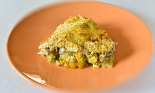 Λαχανικά φούρνου με γραβιέρα από τον Γιώργο Γεράρδο