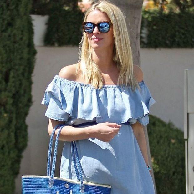 Καιρό είχαμε να τη δούμε! Η Nicky Hilton παρέα με την 3μηνών κόρη της πιο κομψή από ποτέ