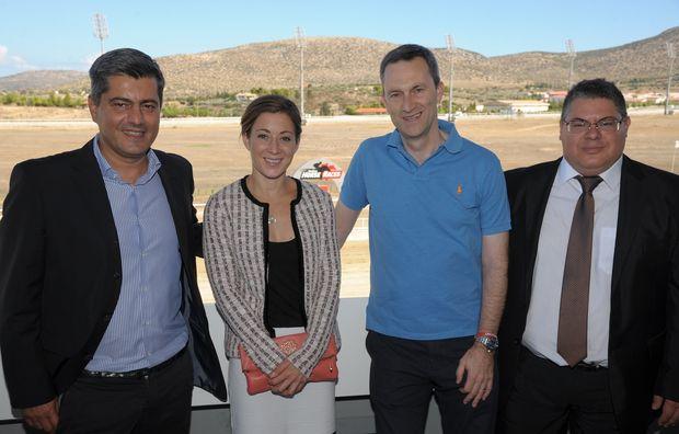 Στρατηγική συνεργασία της Ιπποδρομίες ΑΕ του ΟΠΑΠ με την GBI Racing