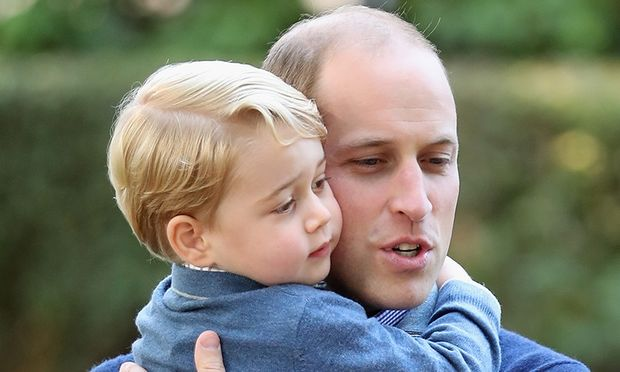 Πρίγκιπας William και Πρίγκιπας George- Η ιστορία πίσω από τον ιδιαίτερο δεσμό τους