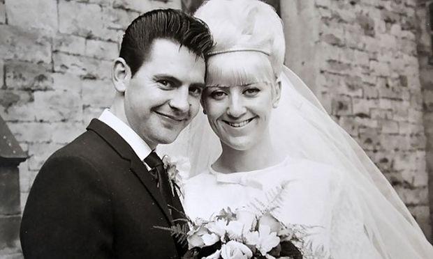 Αυτό το ζευγάρι γιόρτασε 50 χρόνια γάμου με έναν ξεχωριστό τρόπο