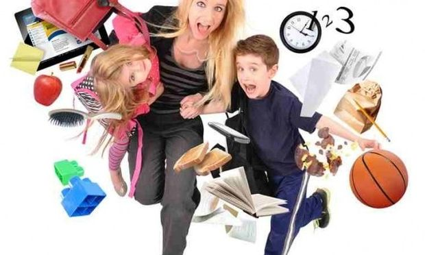 Μήπως έχετε «υπερφορτώσει» το πρόγραμμα του παιδιού σας;