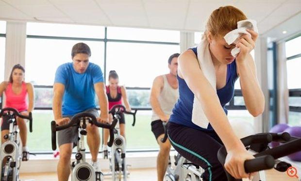 Μην κάνετε γυμναστική αν είστε ψυχολογικά φορτισμένοι