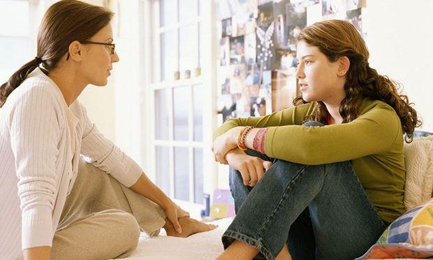 «Πώς να πω στο έφηβο παιδί μου ότι έχω καρκίνο του μαστού;»