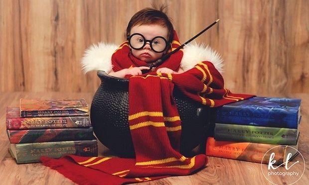 Είναι ο πιο μικρός και πανέμορφος Harry Potter που έχετε δει (φωτό)