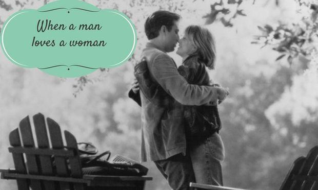 «When a man loves a woman...», γράφει ο Νίκος Συρίγος