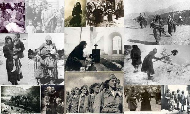 Η Ελληνίδα μάνα του 1940: Φωτογραφίες των ηρωίδων πίσω από τους ήρωες...