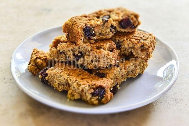 Υγιεινά flapjack χωρίς ζάχαρη ή βούτυρο από το Γιώργο Γεράρδο