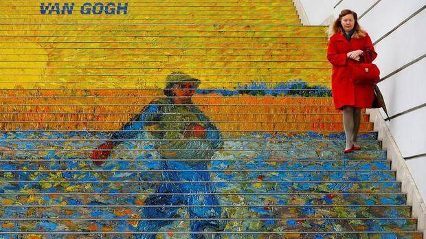 Πόλεμος στην τέχνη: το Μουσείο Βαν Γκογκ διαψεύδει τη γνησιότητα των 65 «χαμένων» σχεδίων του