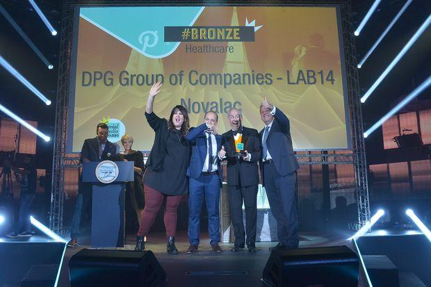 Social Media Awards 2016: Η Lab 14 κέρδισε το Bronze βραβείο για τη social media καμπάνια του βρεφικού γάλακτος Novalac