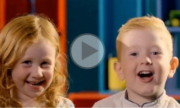«Τι είναι γάμος;»-Δύο τετράχρονα απαντούν και τρελαίνουν το διαδίκτυο. Δείτε το βίντεο που έγινε viral