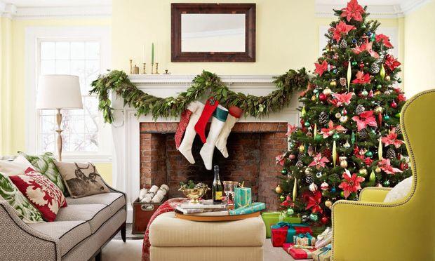Deco: Τα 35 πιο όμορφα χριστουγεννιάτικα δέντρα. Πάρτε ιδέες