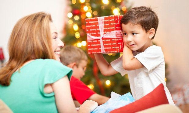 Η λίστα των Χριστουγέννων: Παιχνίδια για παιδιά από 0-3 ετών