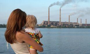 Η κακή ποιότητα του ατμοσφαιρικού αέρα  βλάπτει σοβαρά την υγεία των παιδιών