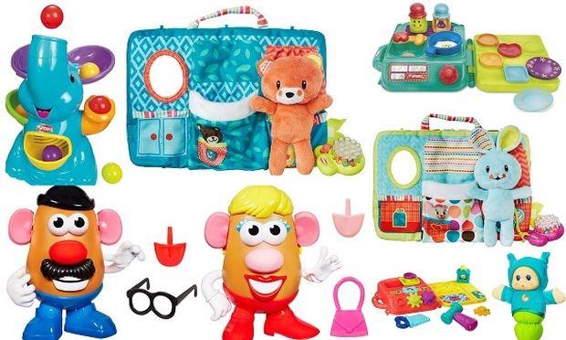 «Δημιουργικό παιχνίδι για τα μωράκια από την Playskool»