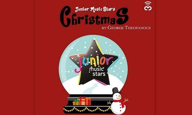 O Γιώργος Θεοφάνους και τα παιδιά του Junior Music Stars έρχονται στον ΙΑΝΟ… γιατί ΟΛΟΙ ΜΑΖΙ ΜΠΟΡΟΥΜΕ
