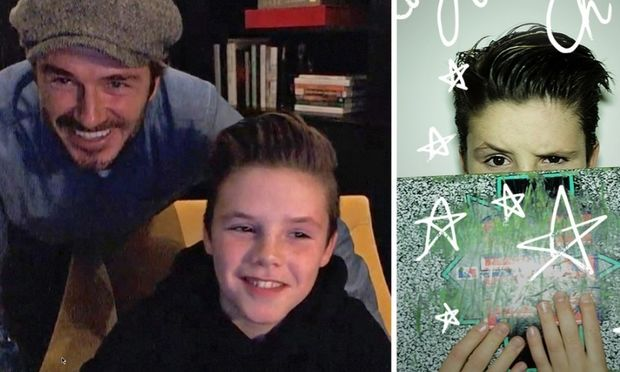 Cruz Beckham: Το viral χριστουγεννιάτικο τραγούδι του και οι αποκαλύψεις για τους διάσημους γονείς του
