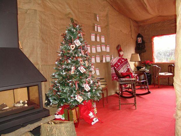 Το Χριστουγεννιάτικο πάρκο του Φρόλι στην Κηφισιά