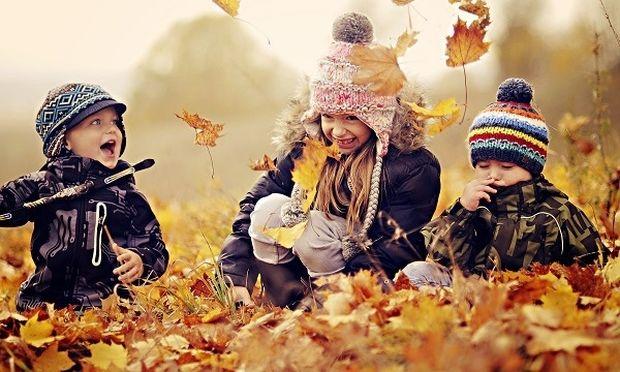 Ασχοληθείτε μόνο με το παιδί σας και αγαπήστε αυτό που είναι και όσα θέλει να κάνει