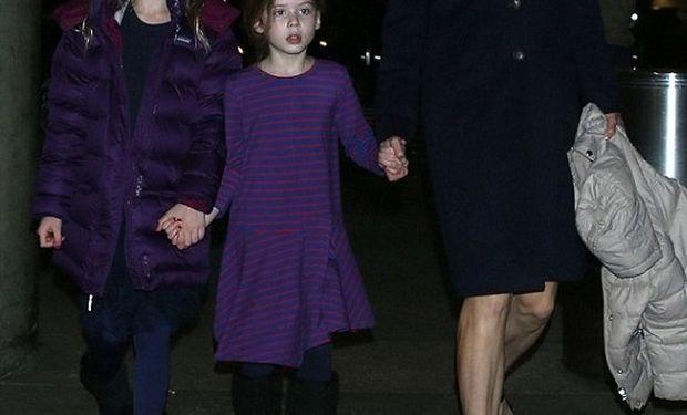 Γιορτές με την οικογένειά της στην Αυστραλία θα κάνει γνωστή ηθοποιός